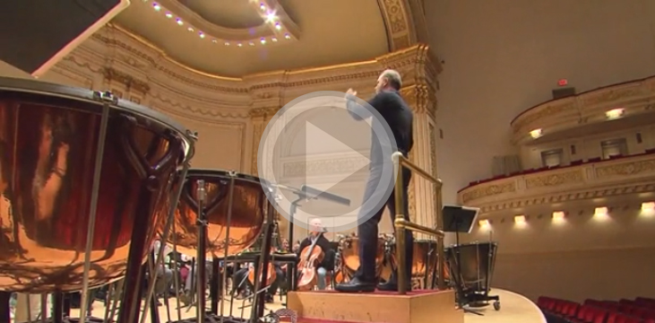 CNN en Español: Louisiana Philharmonic Orchestra's Carnegie Hall debut