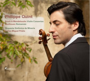 Philippe Quint Plays Bruch, Mendelssohn, and Beethoven